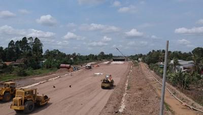 Chật vật triển khai các dự án cao tốc phía Nam