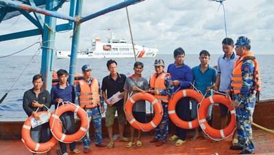 Xuất khẩu thủy sản vào EU: Lo 'thẻ vàng' thành 'thẻ đỏ'