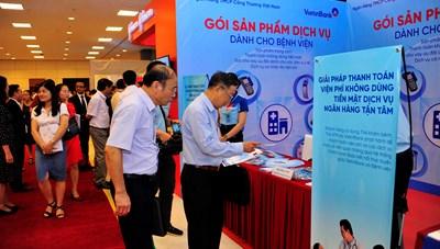 VietinBank cung cấp dịch vụ thanh toán hiện đại cho khách hàng doanh nghiệp