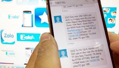 Xử lý tin nhắn rác: Không thể hứa hoài