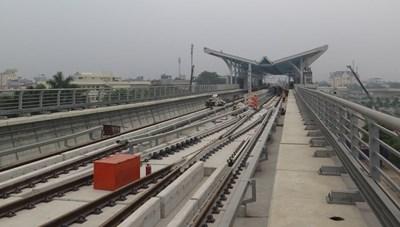 Lùi thời hạn vận hành thử đoàn tàu tuyến đường sắt đô thị Nhổn - ga Hà Nội