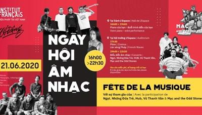 Ngày hội Âm nhạc Pháp tại Việt Nam