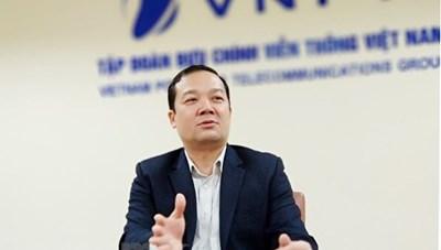 Thủ tướng bổ nhiệm Chủ tịch Hội đồng thành viên Tập đoàn VNPT