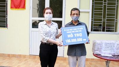 Cẩm Phả (Quảng Ninh): Đảm bảo đúng tiến độ hỗ trợ xây nhà Đại đoàn kết