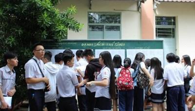 TP Hồ Chí Minh: Chỉ tiêu tuyển sinh vào các lớp 10 trường chuyên là trên 2.600 học sinh