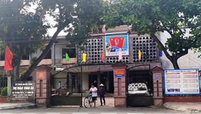 Hà Tĩnh: Sai phạm về đất đai, 3 cán bộ thị trấn bị khởi tố