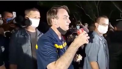 Tổng thống Brazil bị lăng mạ