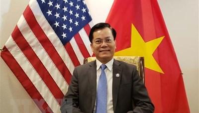 Thúc đẩy đà phát triển quan hệ Đối tác Toàn diện Việt Nam-Hoa Kỳ