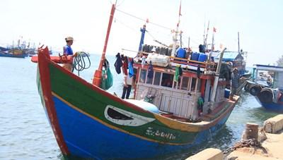 Tàu cá Quảng Ngãi bị tàu nước ngoài tấn công, cướp ngư lưới cụ