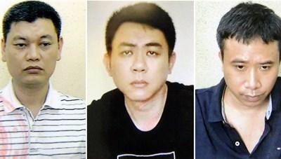 Bắt thành viên tổ thư ký, tài xế của Chủ tịch Hà Nội vì chiếm đoạt tài liệu mật vụ Nhật Cường