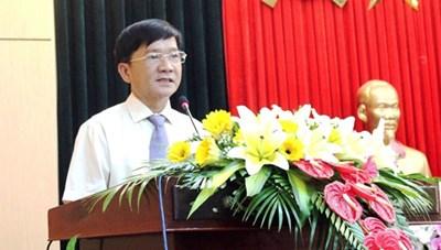 Ông Trần Ngọc Căng được miễn nhiệm chức Chủ tịch UBND tỉnh Quảng Ngãi