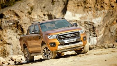 Bảy chi tiết 'nho nhỏ mà hữu dụng' của bán tải Ford