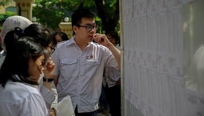 Chi tiết điểm chuẩn trúng tuyển vào lớp 10 THPT công lập Hà Nội