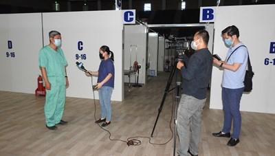Đà Nẵng: Hàng chục ca Covid-19 đã có kết quả âm tính