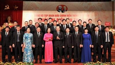 Ông Phạm Đức Long là Bí thư Đảng ủy Tập đoàn VNPT