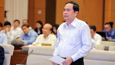 Đoàn Chủ tịch UBTƯ MTTQ Việt Nam: 6 vấn đề gửi tới kỳ họp thứ 10 Quốc hội khóa XIV