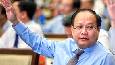 Ông Tất Thành Cang không lọt vào danh sách bầu BCH Đảng bộ TP HCM