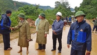 22 cán bộ, chiến sĩ Sư đoàn 337 nghi bị đất vùi lấp ở Quảng Trị