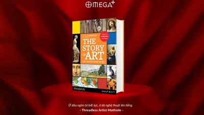 Sau 70 năm, 'Câu chuyện nghệ thuật' ra mắt tại Việt Nam
