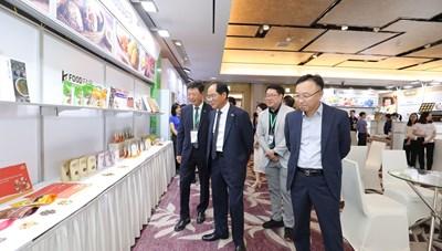 Nhiều trải nghiệm hấp dẫn và mới mẻ tại Lễ hội ẩm thực Việt - Hàn 2020