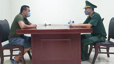 Quảng Bình: Ngăn chặn 2 đối tượng vượt biên trái phép sang Lào