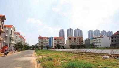 Đất nền vẫn là vua trong các phân khúc đầu tư bất động sản tại TP HCM