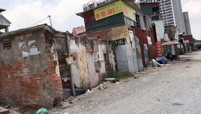[ẢNH]Tuyến đường Vành đai 2,5 dài 2,1 km tại Hà Nội: Gần 20 năm vẫn chưa xong