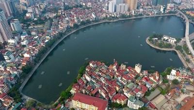Làm cả đời không mua nổi chung cư nội thành Hà Nội