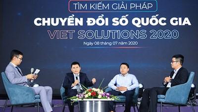 200 hồ sơ từ 11 quốc gia dự tranh Viet Solutions