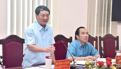 Phát huy thế mạnh của mỗi tổ chức thành viên trong thi hành Luật MTTQ Việt Nam