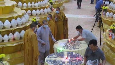 Đã nhận diện được 478 hũ tro cốt ở chùa Kỳ Quang 2