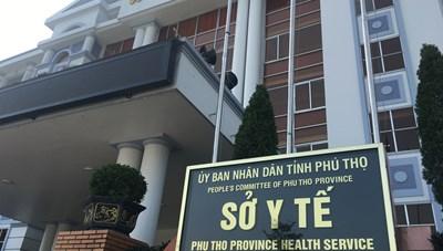 Nhiều bất cập tại Sở Y tế tỉnh Phú Thọ