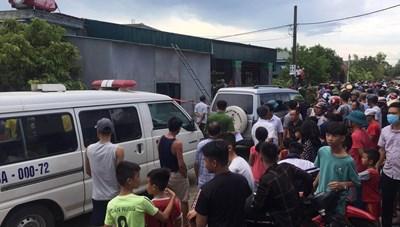Vụ cháy nhà 4 mẹ con thương vong ở Hà Tĩnh: Con gái út đã tử vong