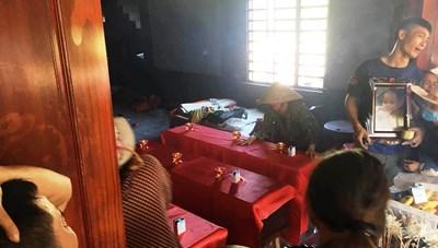 Bi kịch trong ngôi nhà bốc cháy giữa trưa