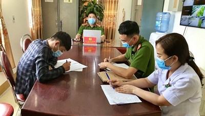 Hà Tĩnh: Phạt một sinh viên từ Đà Nẵng về cách ly không đúng quy định