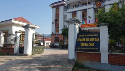 Kỷ luật nhiều cán bộ Viện KSND tỉnh Lai Châu
