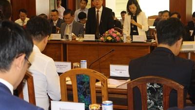 Khánh Hòa gặp gỡ Đoàn doanh nghiệp Hàn Quốc