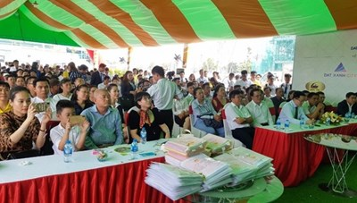 """Loạt dự án BĐS mang họ """"Phú"""" tại Bình Dương: Công ty Đô thị Việt Nam khẳng định làm đúng và đề nghị dư luận có cái nhìn công tâm, khách quan để doanh nghiệp phát triển"""