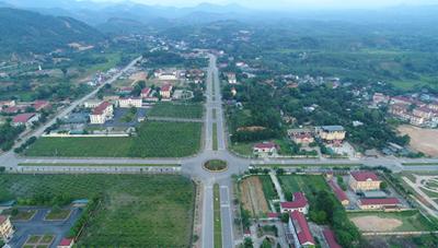 Sải bước dài cho diện mạo mới Tân Sơn