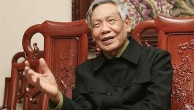 'Nguyên Tổng Bí thư Lê Khả Phiêu luôn chú ý đến xây dựng tổ chức Đảng'