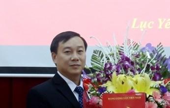 Chủ tịch thành phố Yên Bái đột tử