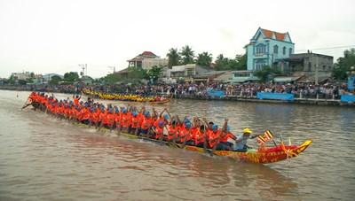 Trà Vinh chuẩn bị Lễ hội Ok Om Bok