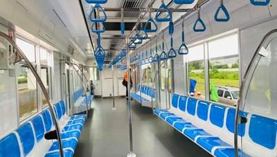 Chuẩn bị tiến hành thử nghiệm vận hành tuyến metro đầu tiên