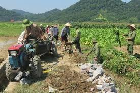 Ba Bể (Bắc Kạn): Nỗ lực xây dựng nông thôn mới