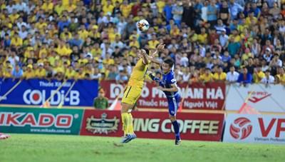 Vòng 3 V.League: Bước ngoặt của cuộc chiến trụ hạng