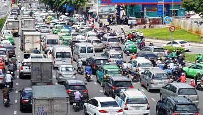 Loay hoay các dự án giải cứu kẹt xe