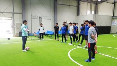 HLV Park Hang Seo có thêm trợ lý đồng hương