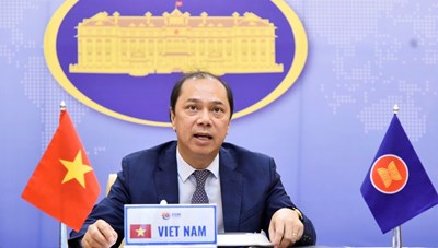 ASEAN-Trung Quốc: Phấn đấu xây dựng COC