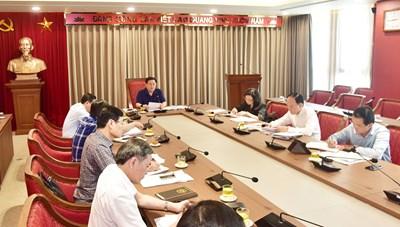 Hà Nội: Giám sát các lĩnh vực nhạy cảm để phòng chống tham nhũng