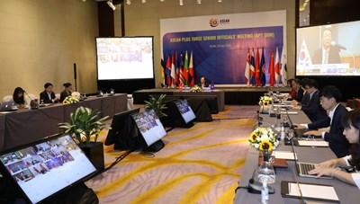 Việt Nam chia sẻ các định hướng thúc đẩy hợp tác ASEAN+3
